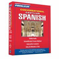 Conversational Castilian Spanish