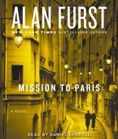 A Mission to Paris