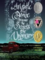 Image: Aristotle and Dante Discover the Secrets of the Univers