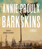 Barkskins [sound recording] : a novel