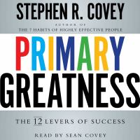 Primary Greatness