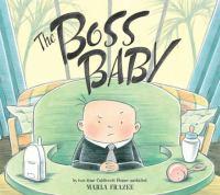 Boss Baby as Himself!