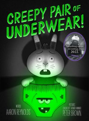 Cover image for Creepy Pair of Underwear!