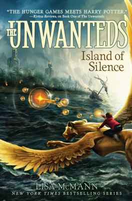 Cover image for Island of Silence