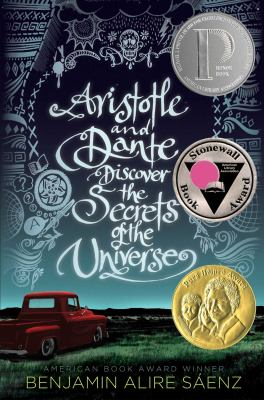 Cover image for Aristotle and Dante Discover the Secrets of the Universe