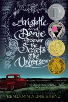 Image: Aristotle and Dante Discover the Secrets of the Universe