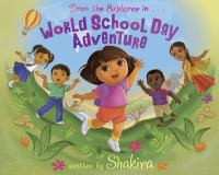 Dora the Explorer In-- World School Day Adventure