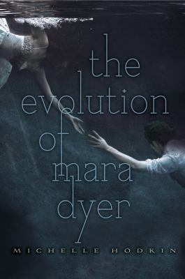 The evolution of Mara dyer book cover