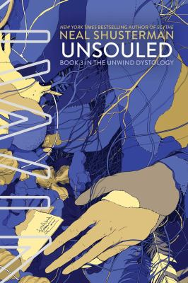 Unsouled book cover