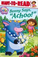 "Benny Says, ""Achoo!"""