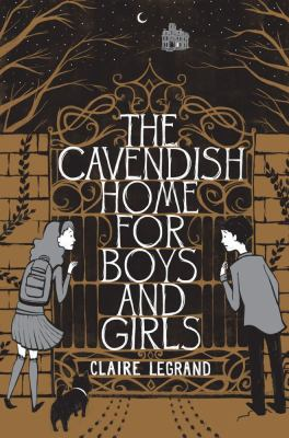 Cover image for The Cavendish Home for Boys and Girls