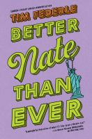 Cover of Better Nate Than Ever (Nat