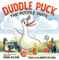 Duddle Puck the Puddle Duck