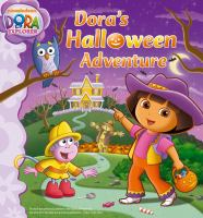 Dora's Halloween Adventure