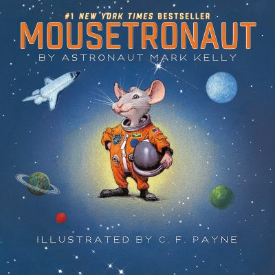 Cover image for Mousetronaut