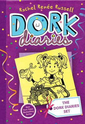 Cover image for The Dork Diaries Set