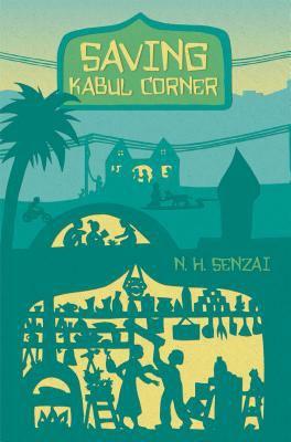 Cover image for Saving Kabul Corner