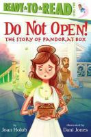 Do Not Open! The Story of Pandora's Box
