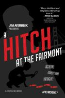 Jim Averbeck Presents A Hitch at the Fairmont
