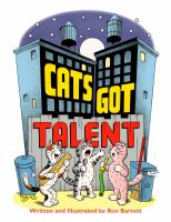 Cats Got Talent