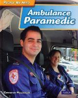 Ambulance Paramedic