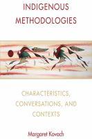 Indigenous Methodologies