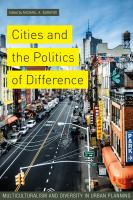 Cities and the Politics of Difference