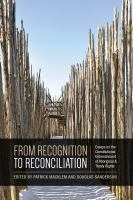 From Recognition to Reconciliation