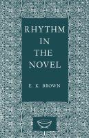 Rhythm in the Novel