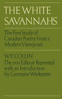 The White Savannahs