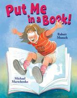 Put Me in A Book!