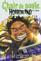 Chair de poule : horrorland