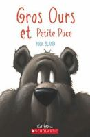 Gros Ours et Petite Puce