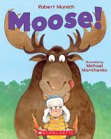 Moose!