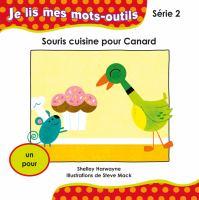 Souris cuisine pour Canard