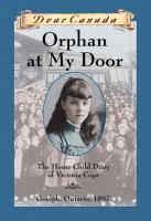 Image: Orphan at My Door