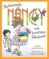 Mademoiselle Nancy et la boutique fabuleuse
