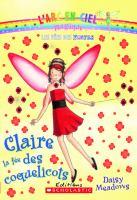 Claire, la fee des coquelicots