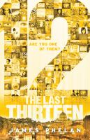 The Last Thirteen