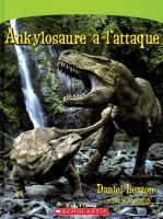 Ankylosaure à l'attaque