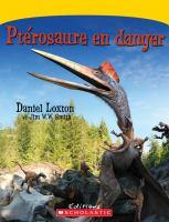 Ptérosaure en danger