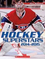 Hockey Superstars 2014-2015