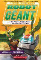 Ricky Ricotta et son robot géant contre les vautours vaudou de Vénus