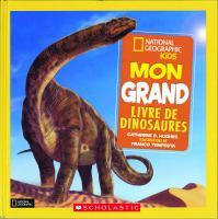 Mon grand livre de dinosaures