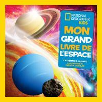 Mon grand livre de l'espace