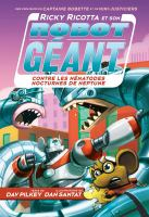 Ricky Ricotta et son robot géant contre les nématodes nocturnes de Neptune