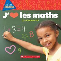 J'[aime] les maths