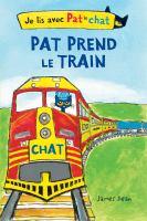 Pat prend le train