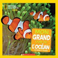 Mon grand livre de l'océan