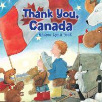 Thank You, Canada